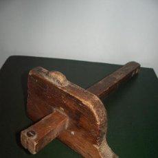 Antigüedades: ANTIGUO GRAMIL Ó MARCADOR, DE CARPINTERO. . Lote 36339101