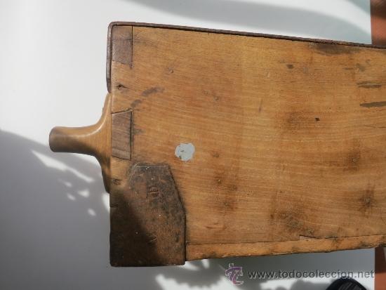 Antigüedades: Medida de grano de 10 litros Portugesa - Foto 6 - 36383590