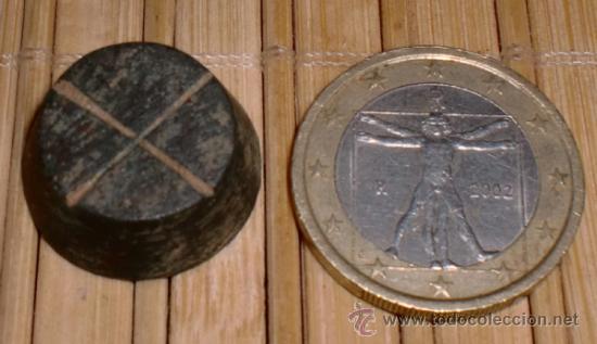 PONDERAL ANTIGUO (Antigüedades - Técnicas - Medidas de Peso - Ponderales Antiguos)