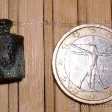 Antigüedades: PONDERAL DE BALANZA. Lote 36678093