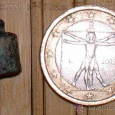 Antigüedades: PONDERAL DE BALANZA. Lote 36678147