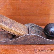 Antigüedades: ANTIGUO CEPILLO DE CARPINTERO COMPLETO – PARA COLECCIONISTAS. Lote 36644706