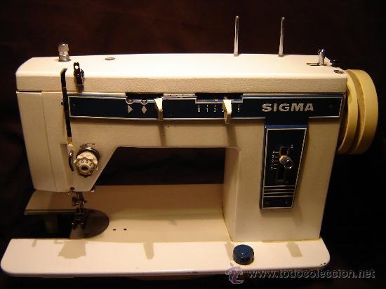e826772d53c maquina de coser sigma 161 - Comprar Máquinas de Coser Antiguas ...
