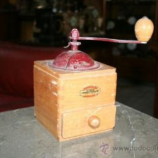 Antigüedades: MOLINILLO DE CAFÉ ODAX REF.5427. Lote 36708366