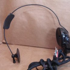 Teléfonos: ANTIGUO AURICULAR DIADEMA OPERADOR RADIO - TELEFONO - TELEFONICA . Lote 36761867