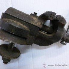 Antigüedades: ANTIGUO TORNILLO DE JOYERO. Lote 36778068