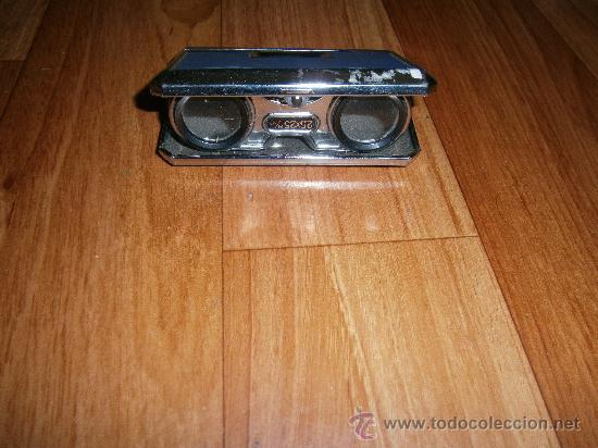 ANTIGUOS CATALEJOS 25X25 M/M (Antigüedades - Técnicas - Instrumentos Ópticos - Catalejos Antiguos)