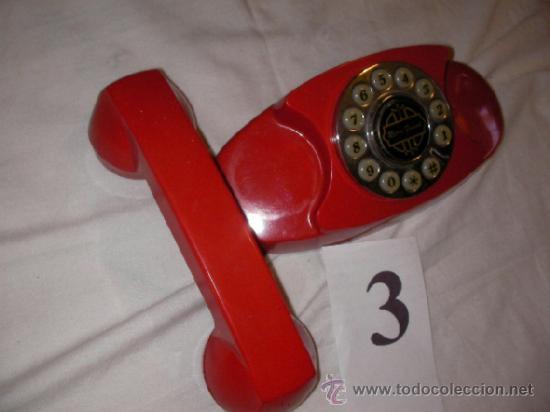 TELEFONO VINTAGE (Antigüedades - Técnicas - Teléfonos Antiguos)