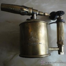 Antigüedades: SOPLETE SERROT. Lote 36859708