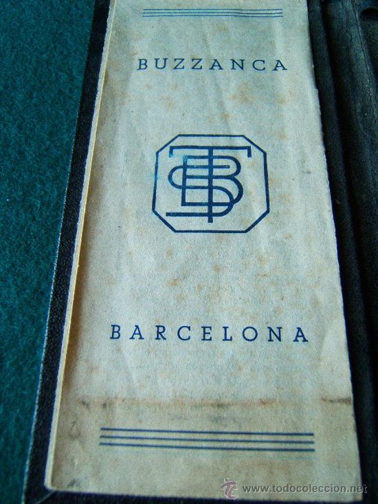Antigüedades: CALCULADORA MANUAL OFLING - S. BUZZANCA TBS - ABACO - CON MANUAL -15X6X0,50 CM - FINALES SIGLO XIX ? - Foto 5 - 36916475