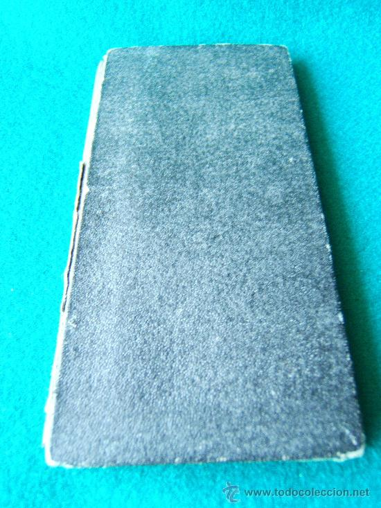 Antigüedades: CALCULADORA MANUAL OFLING - S. BUZZANCA TBS - ABACO - CON MANUAL -15X6X0,50 CM - FINALES SIGLO XIX ? - Foto 10 - 36916475