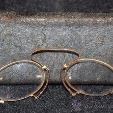 Antigüedades: ANTIGUAS GAFAS DE ORO DE PRINCIPIOS DE S.XX. Lote 36973139