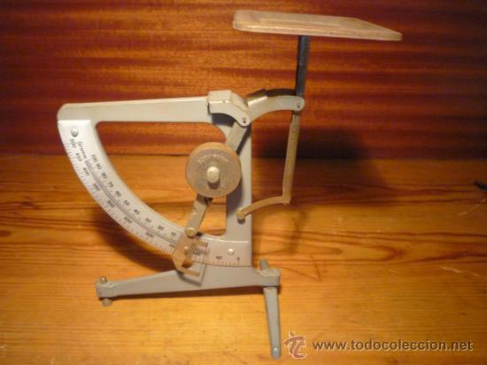 Antigüedades: Báscula de precisión - Foto 2 - 37090709