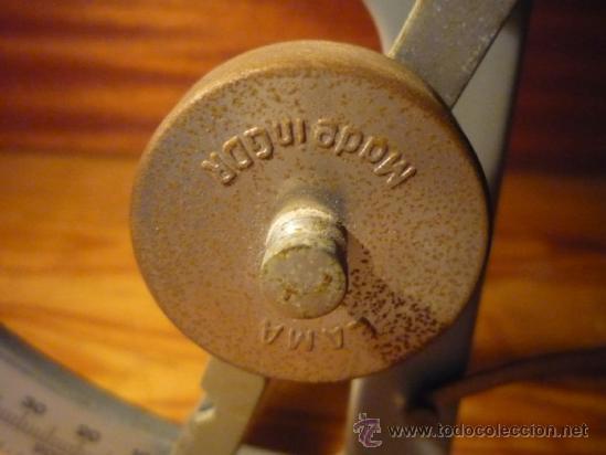 Antigüedades: Báscula de precisión - Foto 3 - 37090709