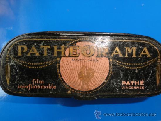 VISOR PATHEORAMA (Antigüedades - Técnicas - Aparatos de Cine Antiguo - Cámaras de Super 8 mm Antiguas)