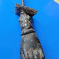 Antiquitäten - LLAMADOR MANO HIERRO - 37129579