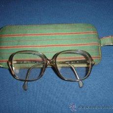 Antigüedades: ANTIGUAS GAFAS GRADUADAS BAKELITA. INDO. MODELO CARINA.. Lote 37183894
