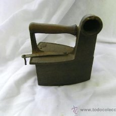 Antigüedades: PLANCHA CARBON. Lote 37184786