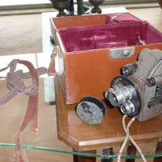 Antigüedades: ANTIGUA CAMARA GRABADORA FILMADORA, MARCA REVERE EIGHT, DESCONOZCO DEL TEMA. . Lote 37243368