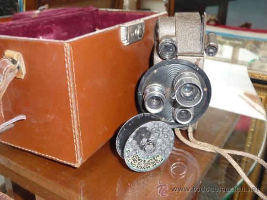 Antigüedades: Antigua camara grabadora filmadora, marca Revere Eight, desconozco del tema. - Foto 3 - 37243368