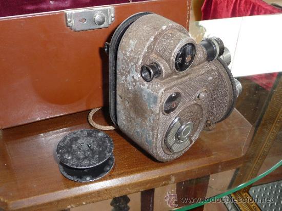 Antigüedades: Antigua camara grabadora filmadora, marca Revere Eight, desconozco del tema. - Foto 4 - 37243368