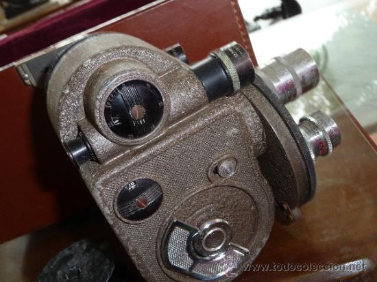 Antigüedades: Antigua camara grabadora filmadora, marca Revere Eight, desconozco del tema. - Foto 5 - 37243368