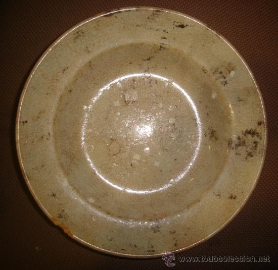 PLATO SOPERO. COMPAÑIA PICKMAN. 23CM DIAMETRO. VER FOTOS (Antigüedades - Antigüedades Técnicas - Marinas y Navales)