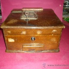 Antigüedades: CAJA REGISTRADORA ANTIGUA. Lote 37481646