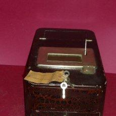 Antigüedades: CAJA REGISTRADORA ANTIGUA. Lote 37481848