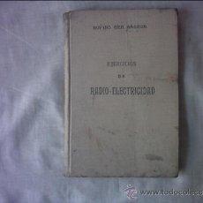 Antigüedades: LIBRO RADIO ELECTRICIDAD DE 1946. Lote 27061881