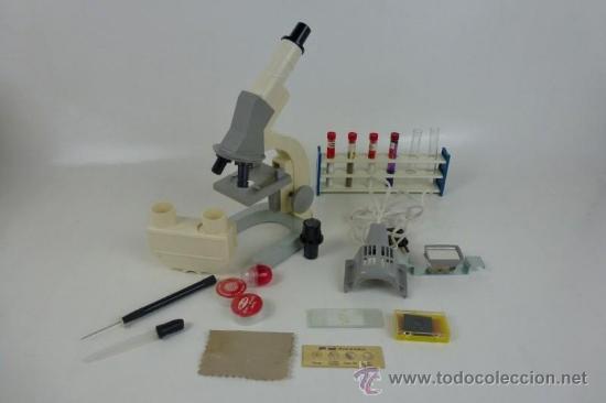 Antigüedades: microscopio de los 70 - Foto 2 - 37494097