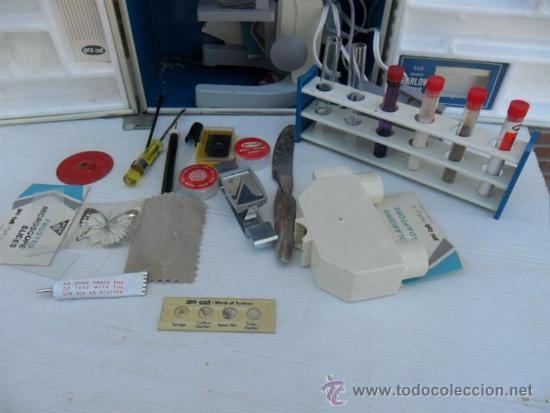 Antigüedades: microscopio de los 70 - Foto 5 - 37494097