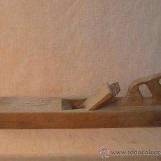 Antigüedades: GARLOPA DE CARPINTERO. Lote 41696355