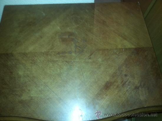 Antigüedades: Máquina de coser Refrey Transforma, con mueble en madera de haya exclusivo. Funciona muy bien. - Foto 7 - 37510468