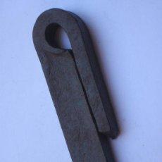 Antigüedades: 1 LIBRA ANTIGUA DE PESO, EN HIERRO FORJADO.. Lote 37582940