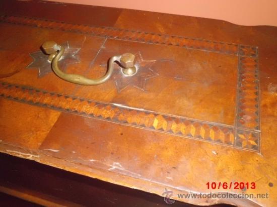 Antigüedades: MAQUINA DE COSER ANTIGUA, DE CANILLERO DE MEDIA BARCA. DE LA MARCA FRISTER ¬ROSSMANN - Foto 6 - 37646390