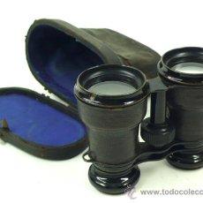 Antigüedades: PRISMÁTICOS DE TEATRO EN FUNDA, FINALES S.XIX. .. Lote 37686776
