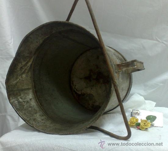 Antigüedades: 1ª 1/2 XX-S. LOTE DE RECIPIENTES PARA DISPENSAR CARBURANTE , PROCEDENTES DE ANTIGUA GASOLINERA. - Foto 21 - 37720549