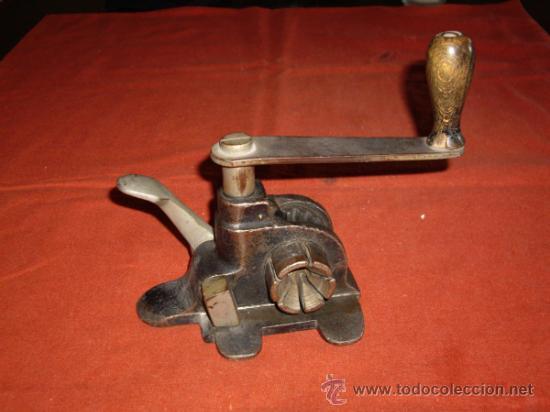 Antigüedades: MAQUINA FLEJADORA - FLEJES METALICOS - - Foto 11 - 37834813