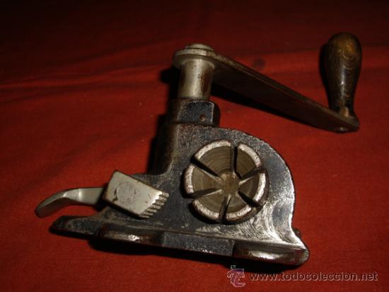 Antigüedades: MAQUINA FLEJADORA - FLEJES METALICOS - - Foto 5 - 37834813