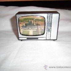 Antigüedades: TELEVISOR CON VISTAS DE SANTA MARIA DE LOS MILAGROS . Lote 37798912