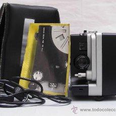 Antigüedades: PROYECTOR BOLEX 18 - 3 DUO CON FUNDA . Lote 37837800