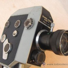 Antiquités: ESTUPENDA CAMARA QUARZ - ZOOM DS8-3 MADE IN USSR. Lote 37859050