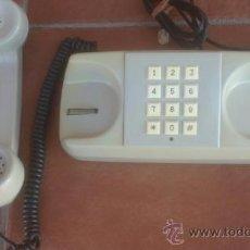 Teléfonos: TELEFONO DE SOBREMESA TIPO GONDOLA DE TECLAS. Lote 37863126