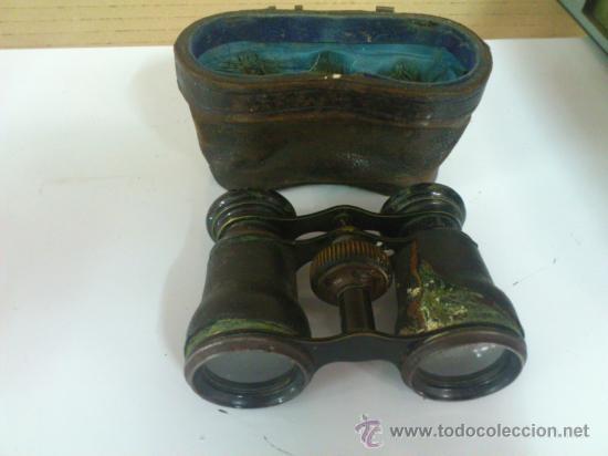 Antigüedades: PRISMATICOS ANTIGUOS - Foto 2 - 37883515