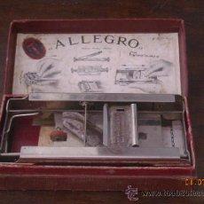 Antigüedades: AFILADOR DE CUCHILLAS DE AFEITAR. Lote 37985872