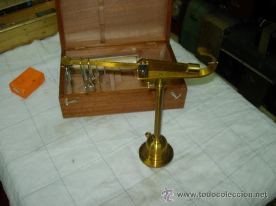 BASCULA (Antigüedades - Técnicas - Medidas de Peso - Básculas Antiguas)