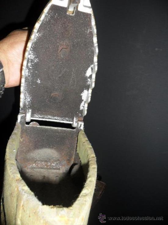 Antigüedades: plancha de carbon antigua - Foto 3 - 38292849