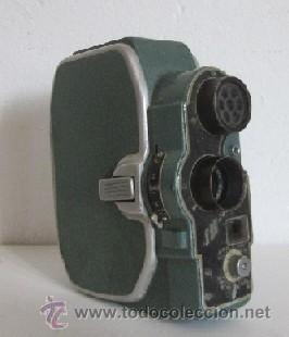 CAMARA TOMAVISTAS BAUER 88 B (Antigüedades - Técnicas - Aparatos de Cine Antiguo - Cámaras de Super 8 mm Antiguas)