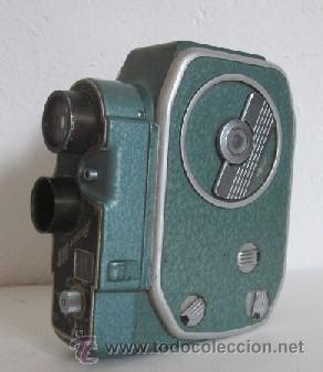 Antigüedades: CAMARA TOMAVISTAS BAUER 88 B - Foto 2 - 38387401